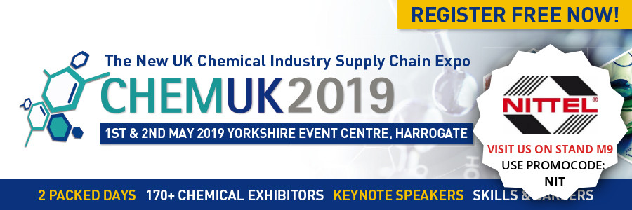 Featured image for CHEM UK 2019